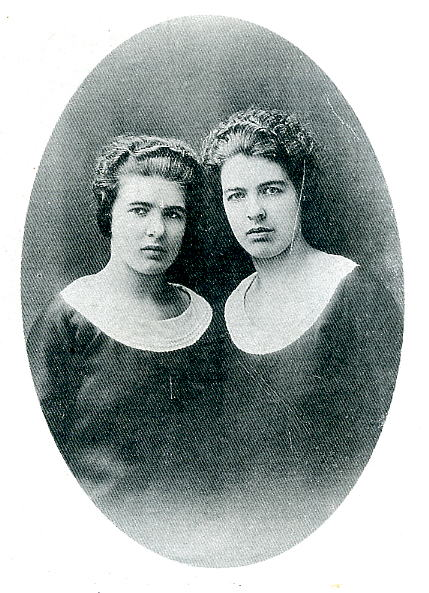 The Papin Sisters - the original Maids