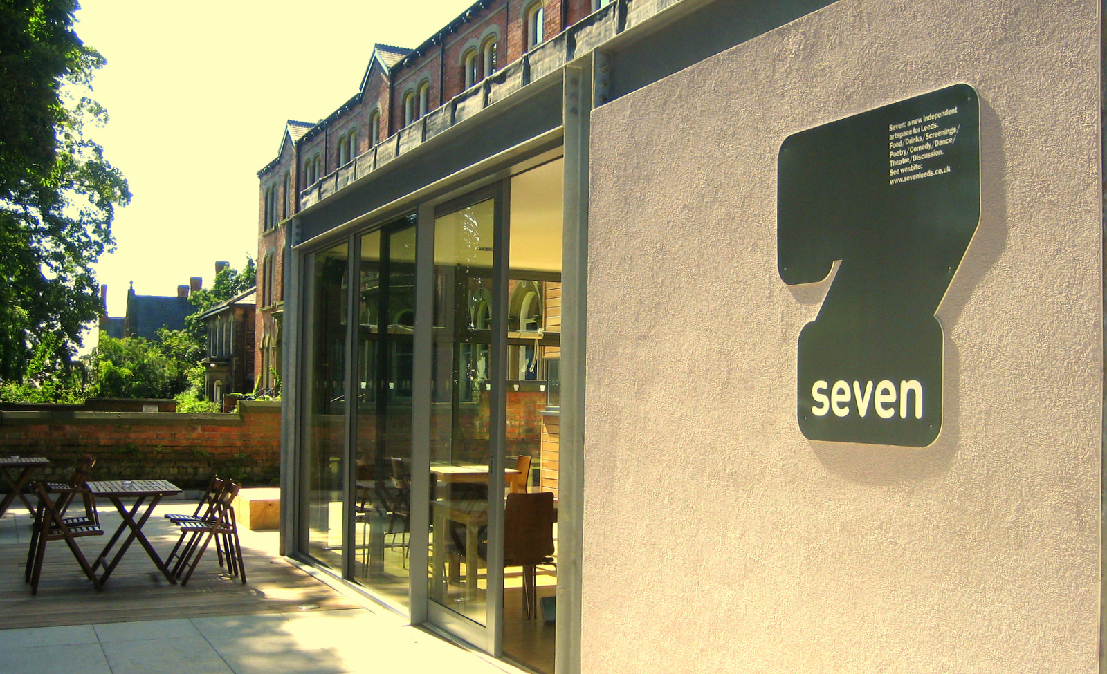 Venue focus: Seven Arts Theatre, Leeds